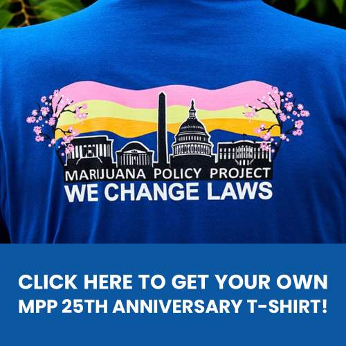 MPP 25th Anniversary T-Shirt